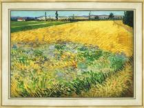016.고흐 - 밀밭 풍경