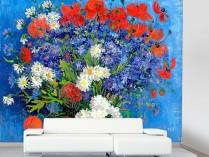고흐-꽃병과 수레 국화