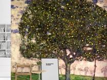 클림트 - 사과나무2