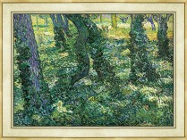 020.고흐 - 풀숲