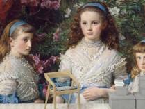 존 에버렛 밀레이 - 자매들