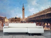 프란체스코 구아르디 - 베네치아의 산 마르코 광장