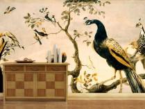 프란츠 스나이더 - 나뭇가지에 앉아있는 새 떼