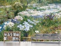 하삼 - 연못 정원