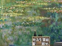 모네 - 연못