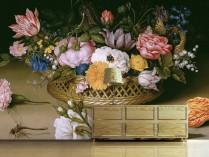 암브로시우스 보스하르트 - 꽃 정물화