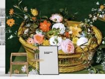 얀 브루겔 - 꽃 바구니