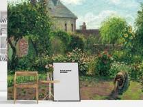 카미유 피사로 - 에라니의 정원